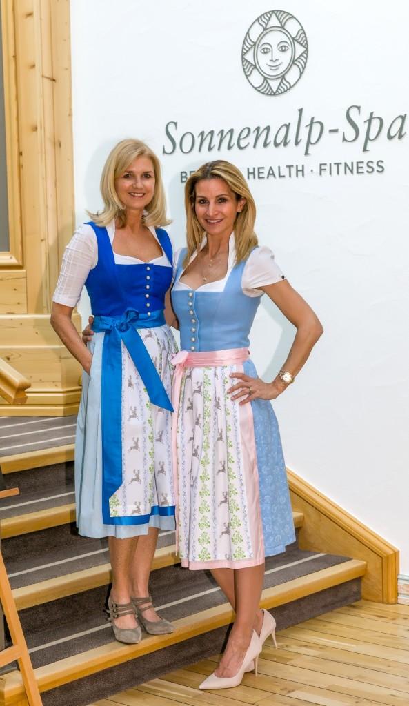 Anna Maria Fäßler, Sandra Abt