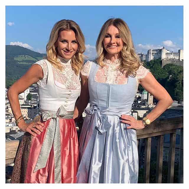 Frauke Ludowig und Geschäftsführerin Sandra Abt